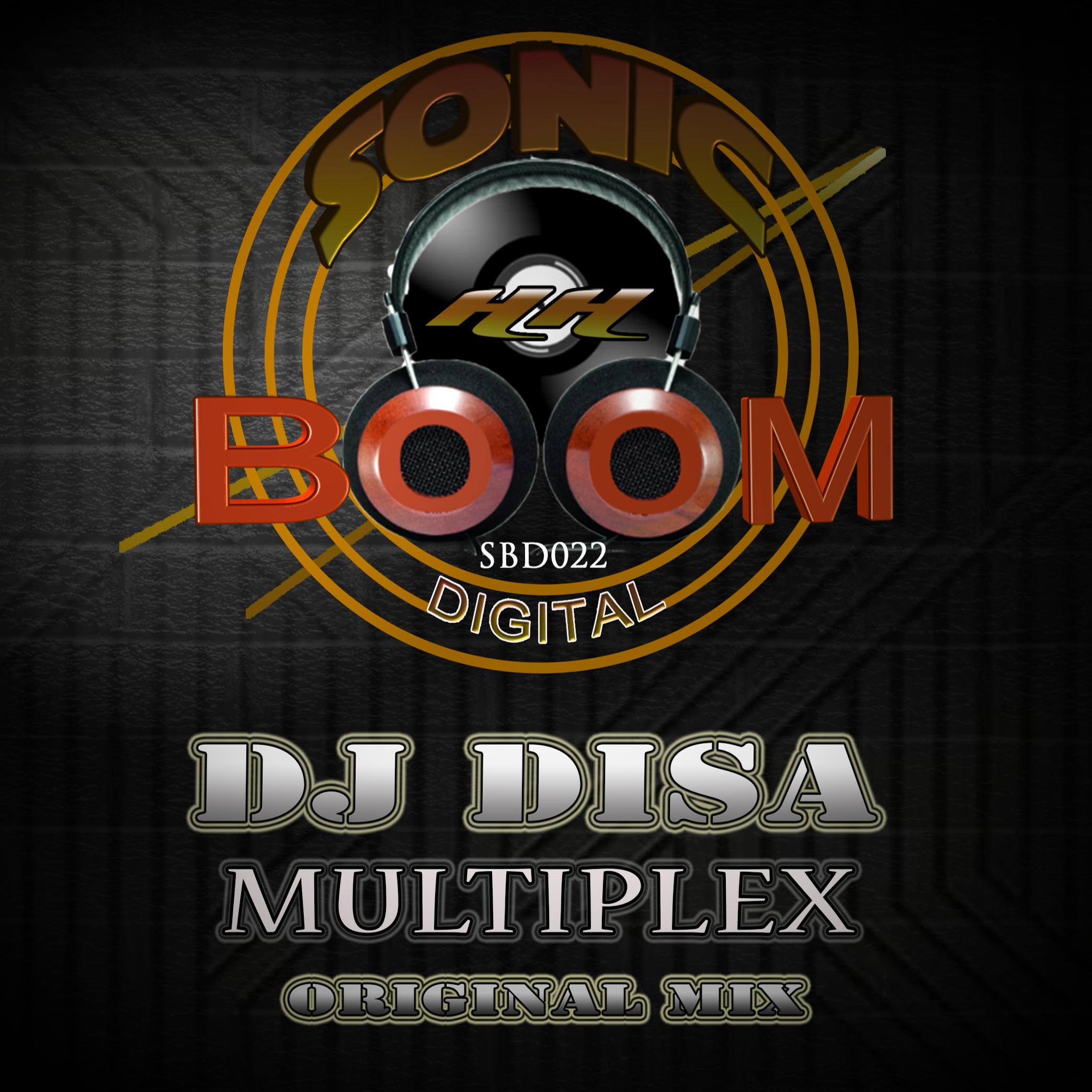 Dj Disa Multiplex Sonic Boom Digital
