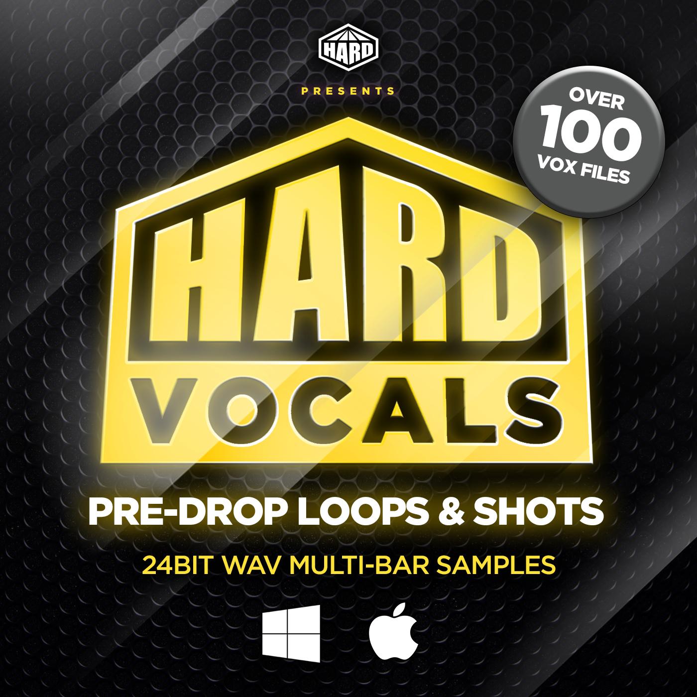 Hard Vocals Vol 1 Hard Samples